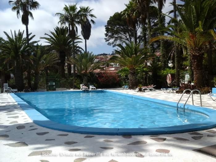 preisg nstige ferienwohnung mit pool bei los cristianos